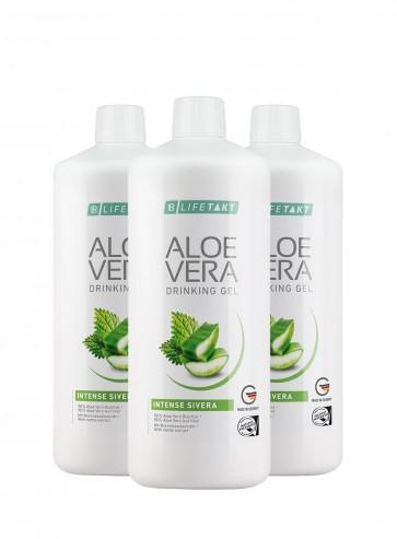 Aloe Vera Drinking Gel Sivera, 6er Pack
