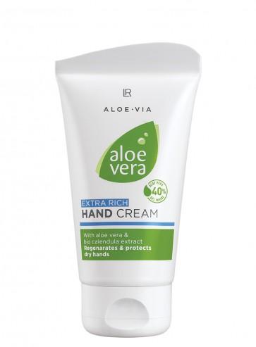 Aloe Vera Reichhaltige Handcreme by Aloe Via