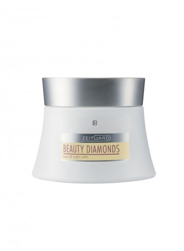 Beauty Diamonds Nachtcreme
