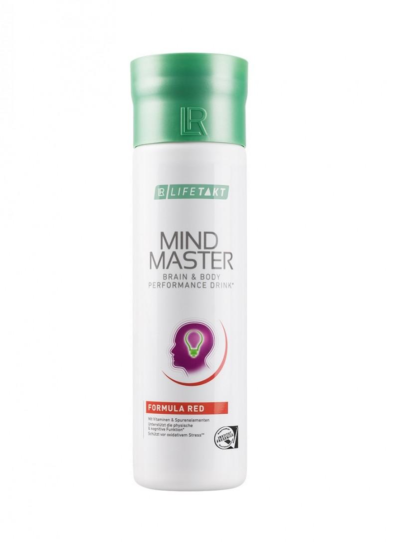 Mind Master Brain Amp Body Performance Drink Formula Red Von