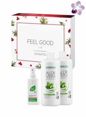 Aloe Vera Feel Good Box Sivera - Weihnachten