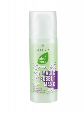 Aloe Vera Magic Bubble Mask by Aloe Via