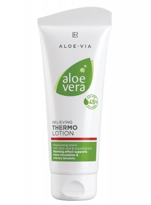 Aloe Vera Thermo Lotion by Aloe Via