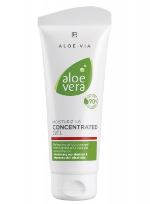 Aloe Vera Konzentrat by Aloe Via