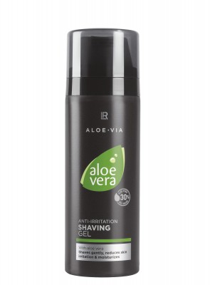Aloe Vera Men Shaving Gel by Aloe Via
