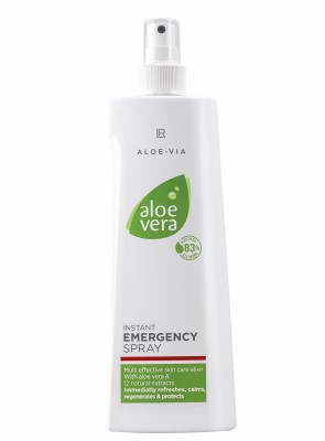 Aloe Vera Emergency Spray by Aloe Via