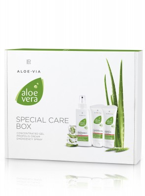 Aloe Vera Box by Aloe Via