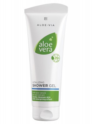Aloe Vera Shower Gel by Aloe Via