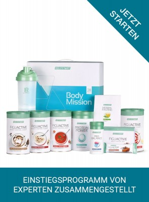"Figuactiv 28 Tage Body Mission ""Expert Program"""