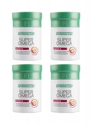Super Omega 3 activ, 4er-Pack